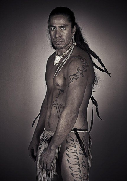 Vaenga Teao - Portrait Classic